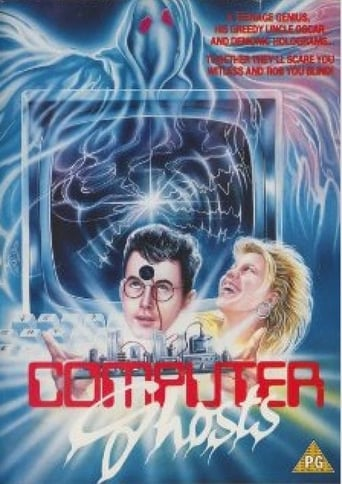 Poster of Computer Ghosts