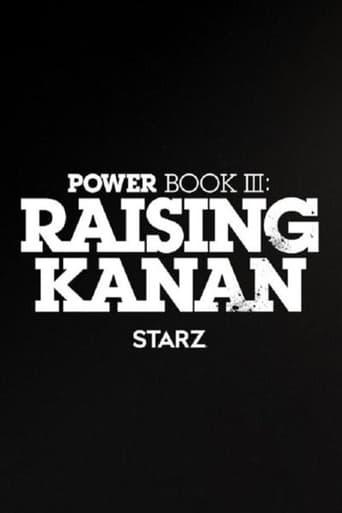 Poster of Power Book III: Raising Kanan