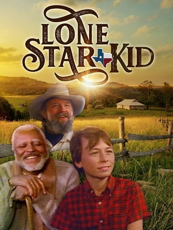 Poster of The Lone Star Kid