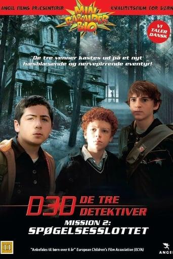Les Trois jeunes détectives - le manoir de la terreur