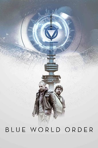 Poster of Blue World Order