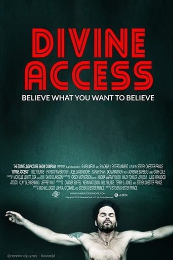 Poster of Divine Access