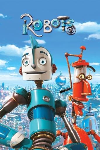 Poster of رباتها