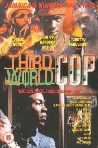 Poster of Third World Cop
