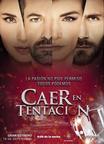 Poster of Fall Into Temptation