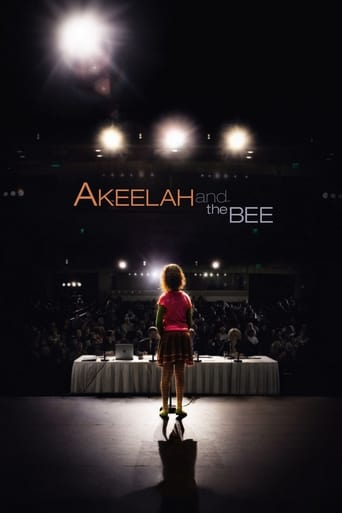 Poster of Akeelah and the Bee