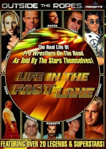 Poster of Life in the Fast Lane
