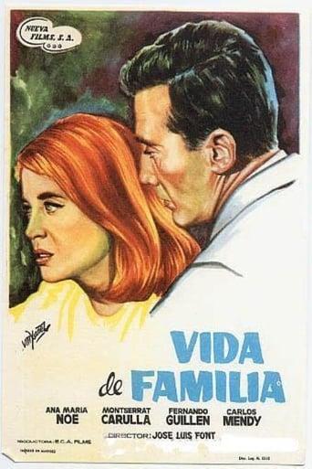 Poster of Vida de familia