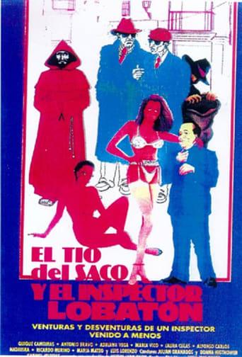 Poster of El tío del saco y el inspector Lobatón