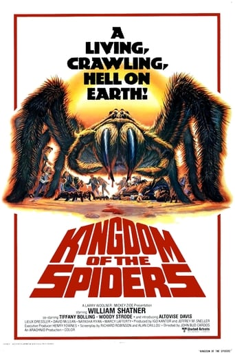 Poster of Kingdom of the Spiders