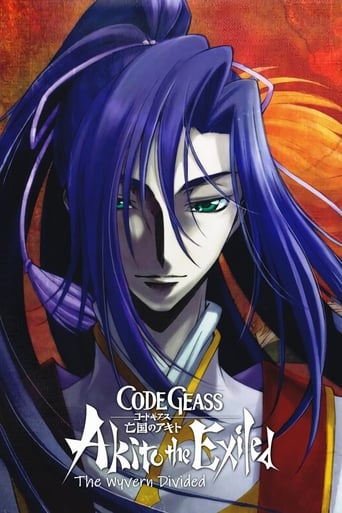 Poster of Code Geass: Akito the Exiled 2: The Wyvern Divided
