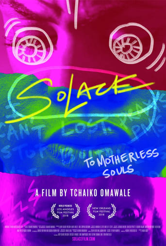 Poster of Solace