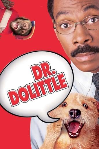 Poster of Doctor Dolittle