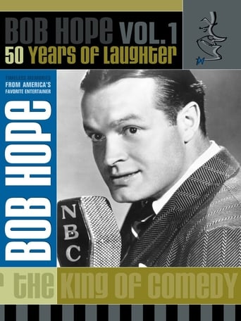 Poster of The Best of Bob Hope: 50 years of Laughter Volume 1