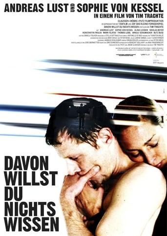 Poster of Davon willst du nichts wissen