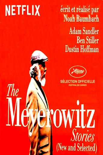 Poster of The Meyerowitz Stories