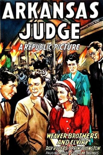Poster of Arkansas Judge