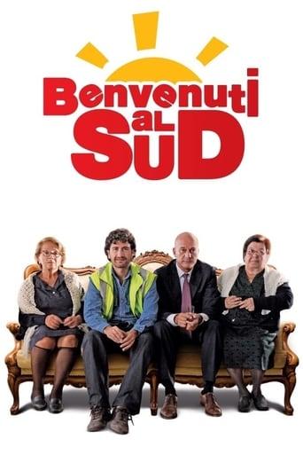Poster of Benvenuti al Sud