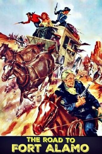 Poster of La strada per Fort Alamo