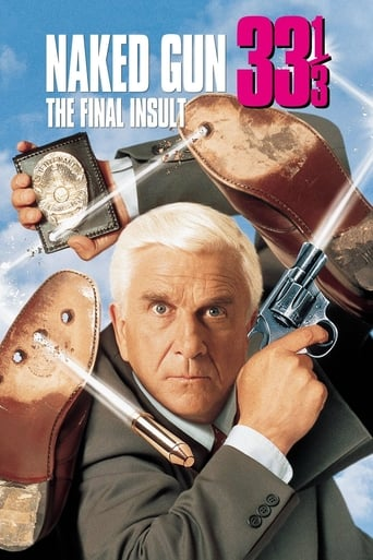 Poster of Naked Gun 33⅓: The Final Insult