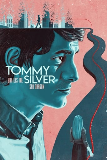 Poster of Tommy Battles the Silver Sea Dragon