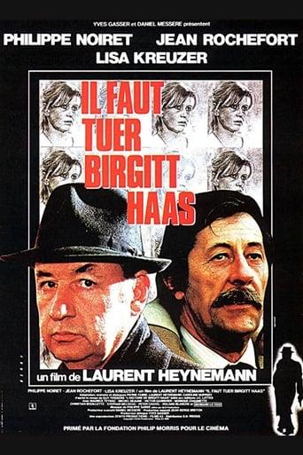 Poster of Birgit Haas Must Be Killed