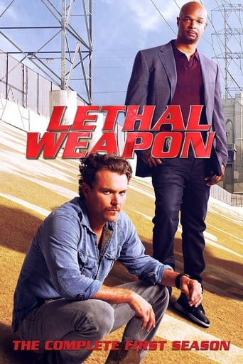 Mirtinas ginklas / Lethal Weapon (2016) 1 Sezonas EN žiūrėti online