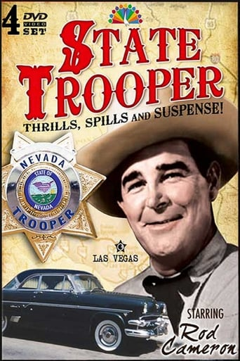 Poster of State Trooper