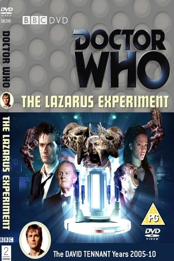 Poster of Doctor Who: The Lazarus Experiment