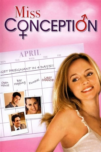 Poster of Miss Conception