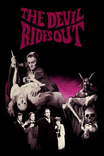 Poster of The Devil Rides Out