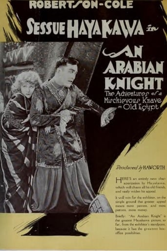 An Arabian Knight