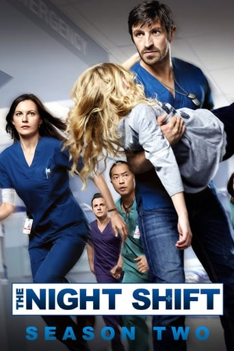 Naktinė pamaina / The Night Shift (2015) 2 Sezonas LT SUB