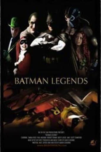 Poster of Batman Legends