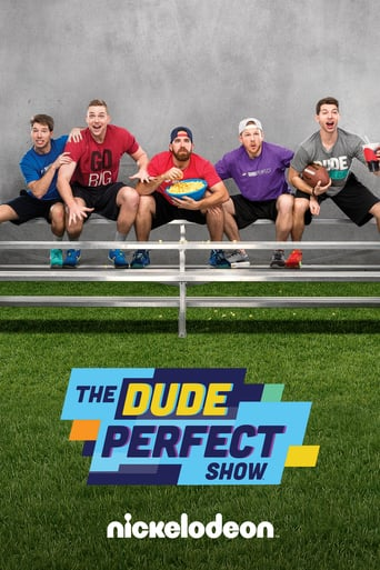 Poster of The Dude Perfect Show