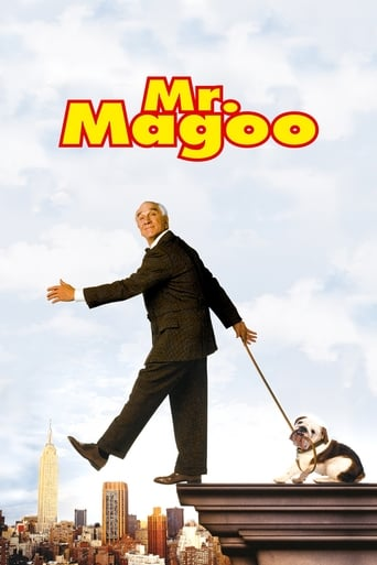 Poster of Mr. Magoo