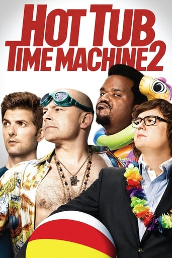 Poster of Hot Tub Time Machine 2