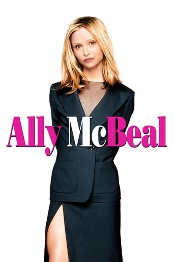 Poster of Ally McBeal