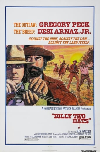 Poster of Billy Two Hats