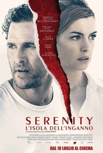 Poster of Serenity - L'Isola dell'Inganno