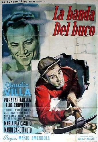 Poster of La banda del buco