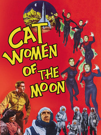 Poster of Cat-Women of the Moon