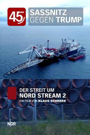 Poster of Sassnitz vs. Trump: The Dispute Over Nord Stream 2