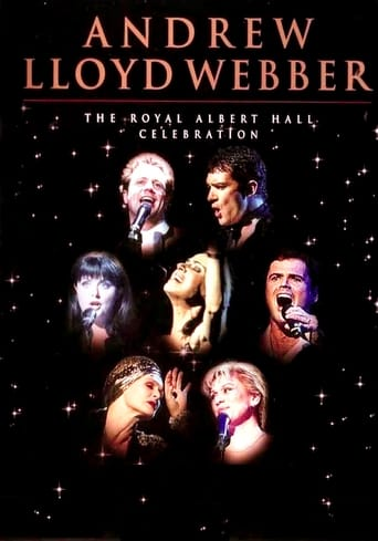 Poster of Andrew Lloyd Webber - The Royal Albert Hall Celebration
