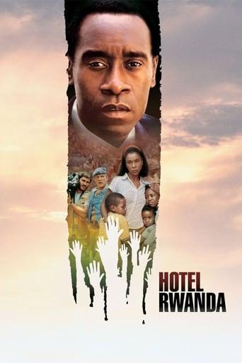 Poster of Hotel Rwanda