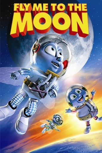 Poster of Fly Me to the Moon
