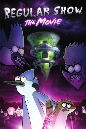 Poster of Regular Show: The Movie
