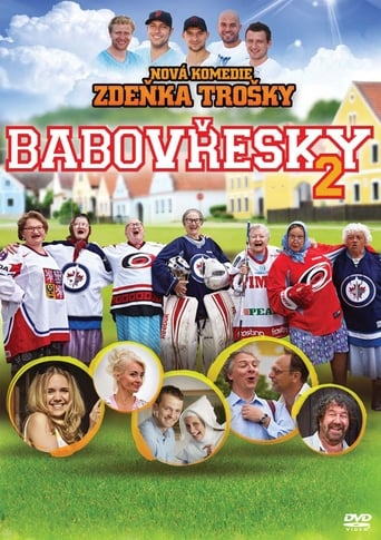 Poster of Babovřesky 2
