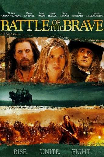 Poster of Battle of the Brave