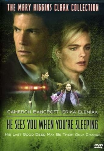 Poster of He Sees You When You're Sleeping